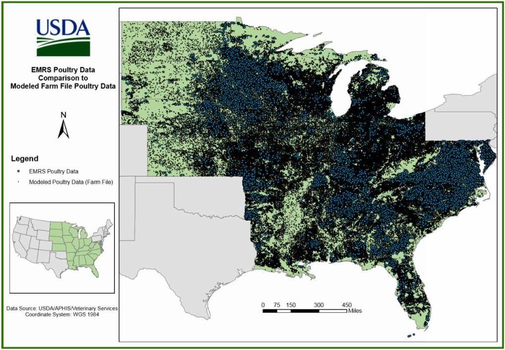 Map Examples – MeganJohnsonGIS